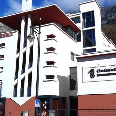 Cinémathèque des Pays de Savoie et de l'Ain (CPSA)