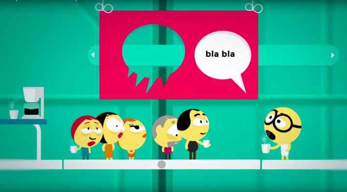Vidéo de présentation du réseau Empreintes
